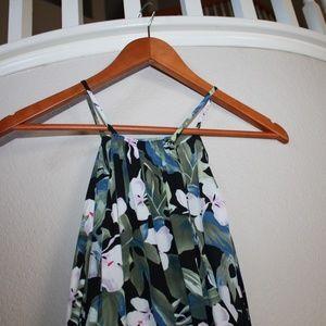 Show Me Your MuMu Dresses - Show me Your Mumu Floral Dress Size L New!